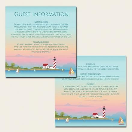 Coastal Scene - Guest Information