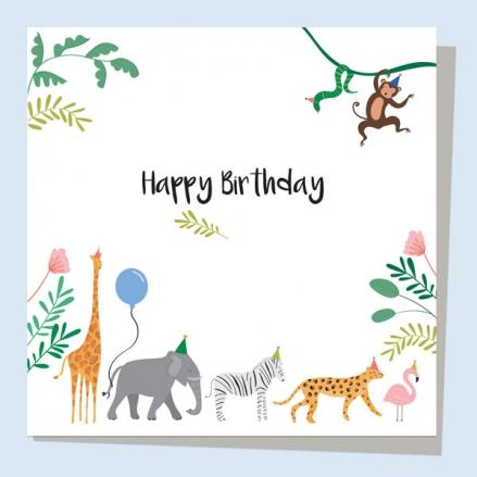 kids-birthday-card-go-wild-animals