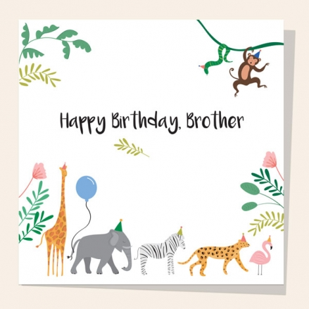 brother-birthday-card-go-wild-animals