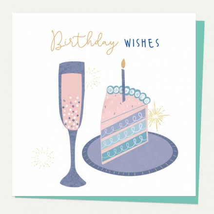 general-birthday-card-drinking-prosecco-cake