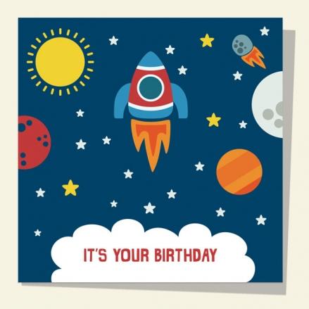 kids-birthday-card-space-rocket