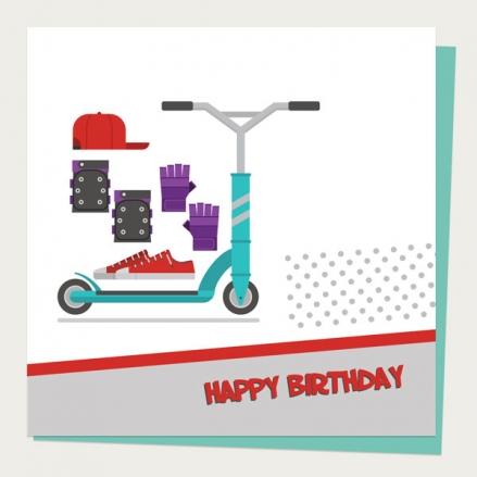kids-birthday-card-stunt-scooter
