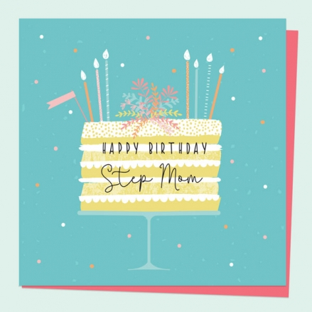 step-mom-birthday-card-summer-pastels-cake-stand