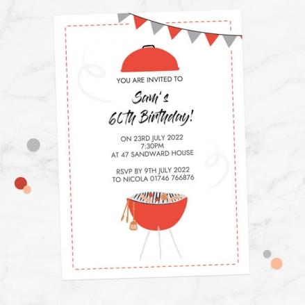 60th-birthday-invitations-barbecue-time