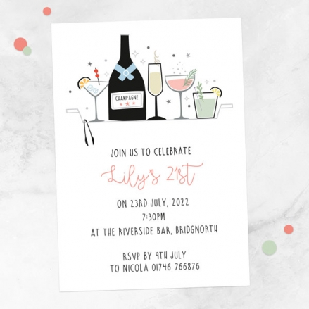 21st-birthday-invitations-happy-hour-cocktails