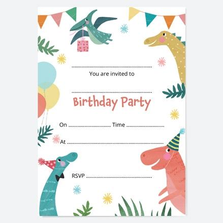 kids-birthday-invitations-jurassic-dinosaur-thumbnail