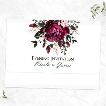 Burgundy-Peony-Bouquet-Tri-Fold-Evening-Invitation-&-RSVP