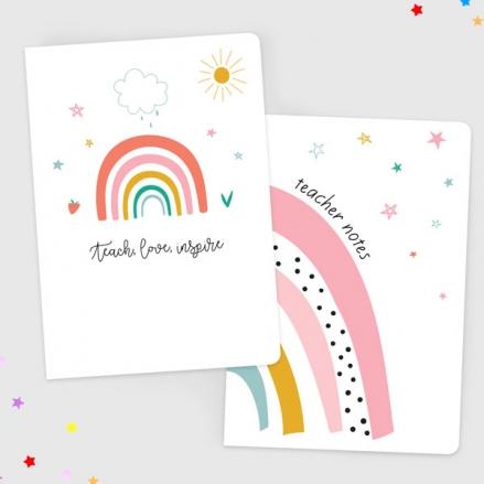 chasing-rainbows-teacher-exercise-books