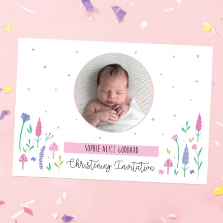 Christening-Invitations-Fairy-Garden-Use-Your-Own-Photo