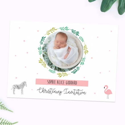 Christening-Invitations-Girls-Go-Wild-Use-Your-Own-Photo