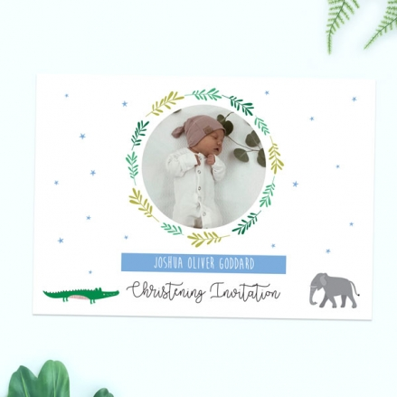 Christening-Invitations-Boys-Go-Wild-Use-Your-Own-Photo