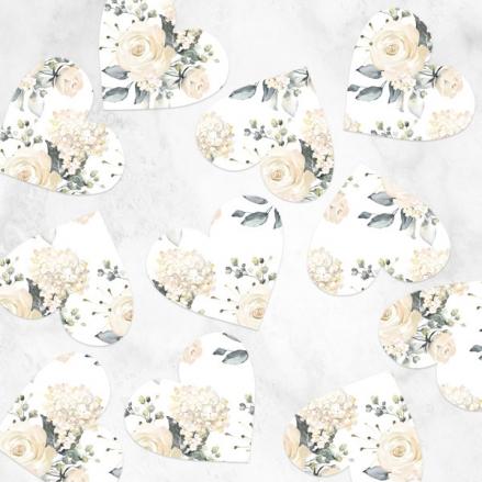 white-flower-garland-heart-table-confetti