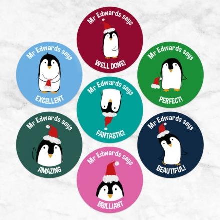 Cute-Penguin-Family-Teacher-Stickers-Pack-of-35