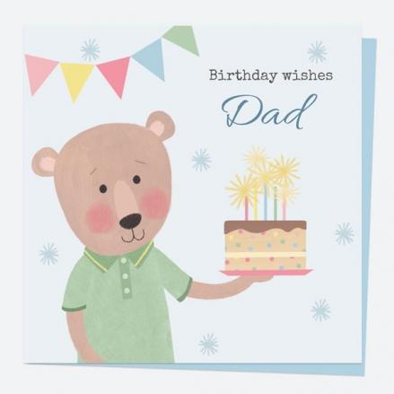 dad-birthday-card-dotty-bear-cake-birthday-wishes-dad