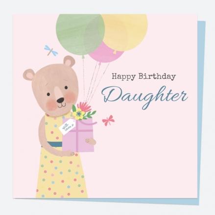 daughter-birthday-card-dotty-bear-balloons-happy-birthday-daughter