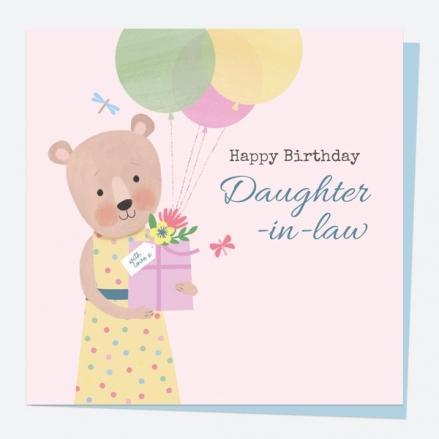 daughter-in-law-birthday-card-dotty-bear-balloons-happy-birthday