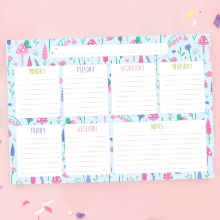 Fairy-Garden-Kids-Homework-Planner
