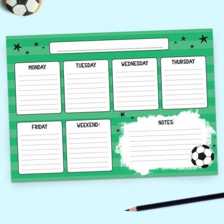 Football-Crazy-Kids-Homework-Planner
