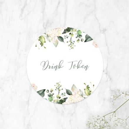 white-flower-garland-drink-tokens