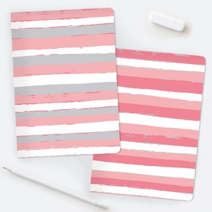 Earn Your Stripes - A5 Exercise Books - Pack of 2