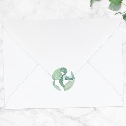 Watercolour-Eucalyptus-Wedding-Envelope-Seals