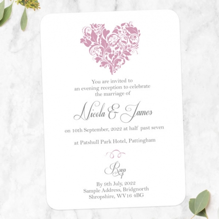 Ornate-Heart-Evening-Invitations