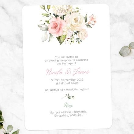 Pink-Country-Roses-Evening-Invitations