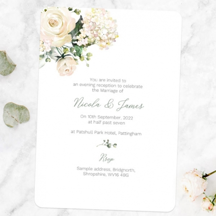 White-Country-Flowers-Evening-Invitations