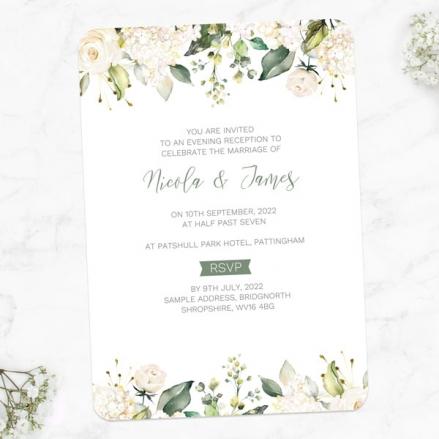 white-flower-garland-evening-invitations
