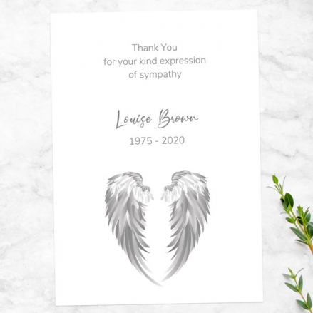 Funeral-Thank-You-Cards-Angel-Wings