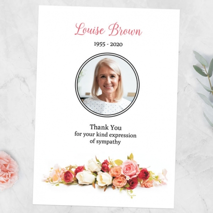 Funeral-Thank-You-Cards-Classic-Roses-Photo