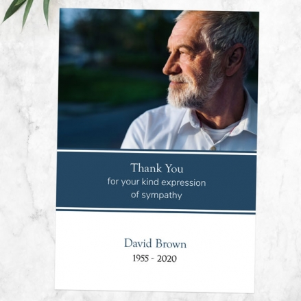 Funeral-Thank-You-Cards-Male-Modern-Photo-Collage