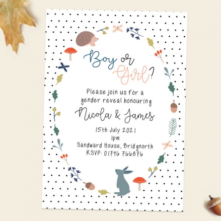 Gender-Reveal-Party-Invitations-Whimsical-Forest