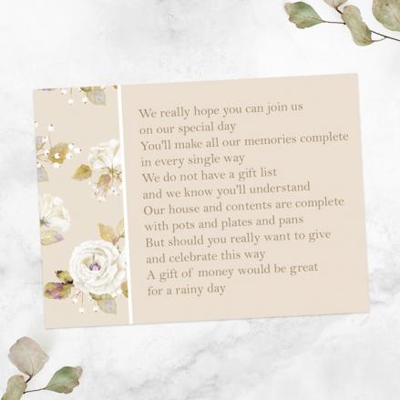 Vintage-Cream-Roses-Gift-Poem-Cards