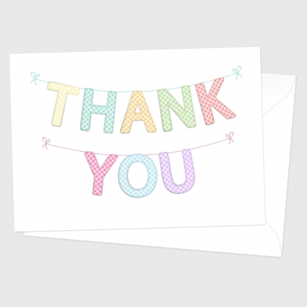 thank-you-cards-gingham-thank-you-bunting
