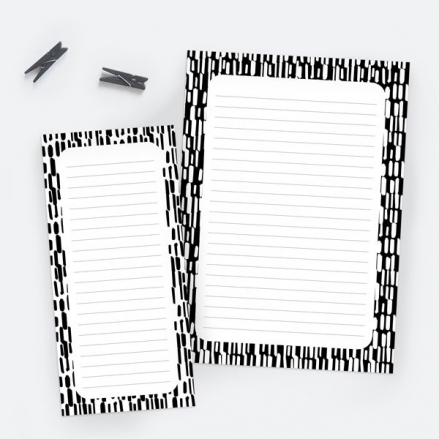 Got To Dash - Notepads - Pack of 2
