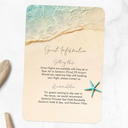 Paradise-Beach-Guest-Information-Cards