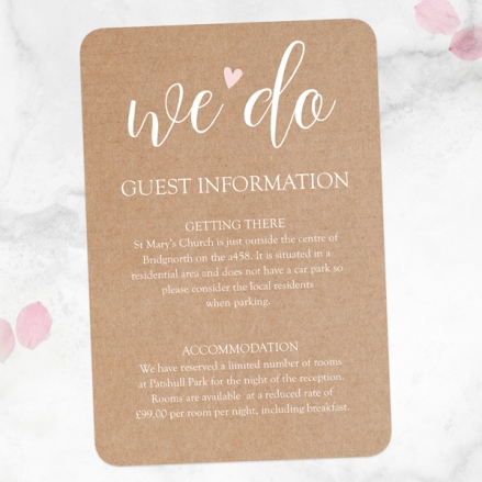 We-Do-Guest-Information