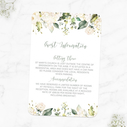 white-flower-garland-guest-information