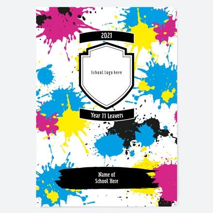 paint-splatters-personalised-school-leavers-book-thumbnail