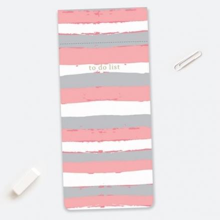 Earn Your Stripes - Luxury List Pad