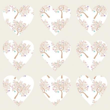 Love Tree - Heart Table Confetti