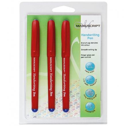Manuscript-School-Handwriting-Pen-Triple-Pack
