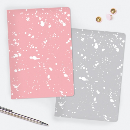 Make Your Mark - A5 Exercise Books - Pack of 2