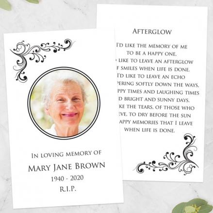 funeral-memorial-cards-elegant-scrolls-photo