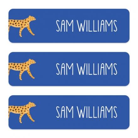 Name-Labels-Leopard