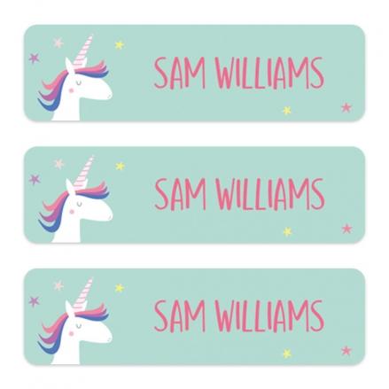 Name-Labels-Unicorn-Magic