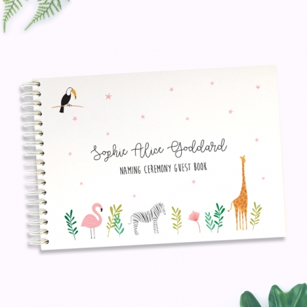 girls-go-wild-naming-ceremony-guest-book