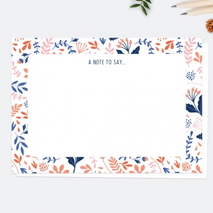 Ditsy-Floral-A-Note-To-Say-Note-Cards
