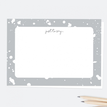 Make-Your-Mark-Just-To-Say-Note-Cards
